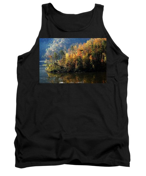 Autumn At Jenny Wiley Tank Top