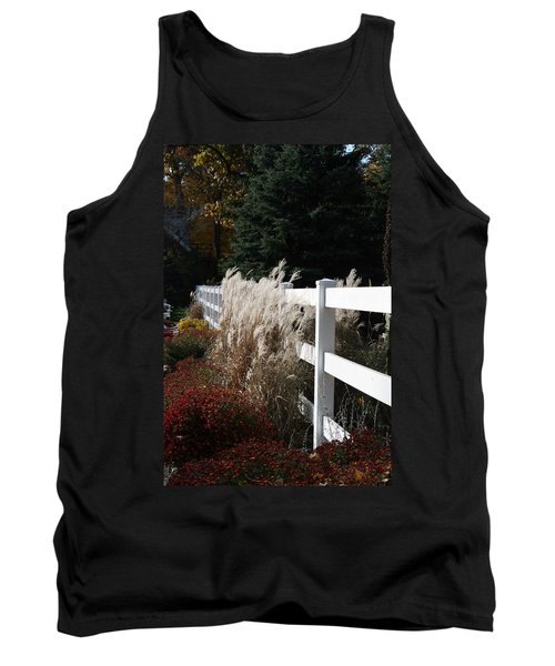 Autumn Is In The Air Tank Top