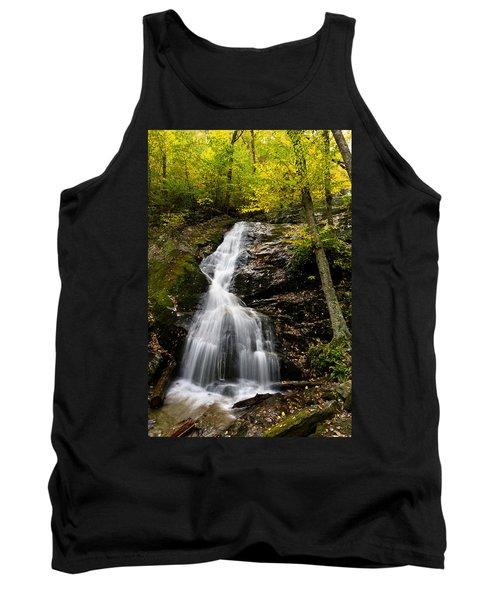 Autumn Waterfall Tank Top