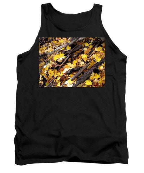 Autumnal Melody Tank Top