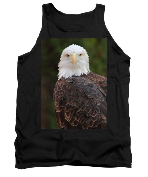 Bald Eagle Tank Top by Coby Cooper