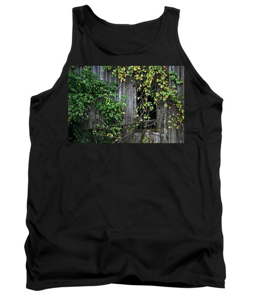Barn Window Vine Tank Top