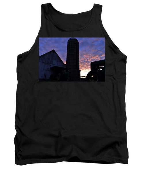 Barnyard Sunrise IIi Tank Top