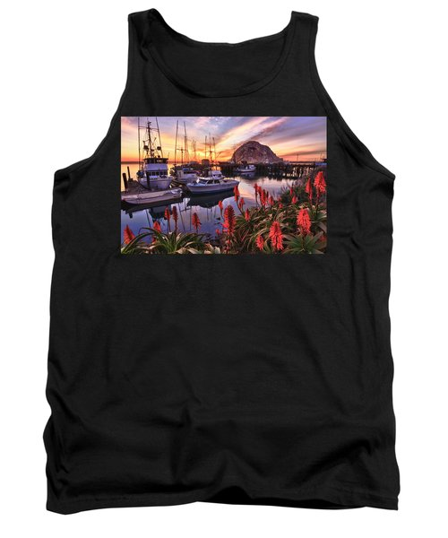 Beautiful Morro Bay Tank Top