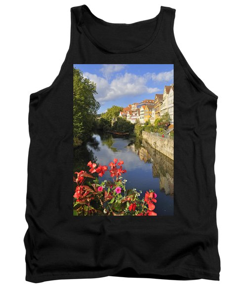 Beautiful Tuebingen In Germany Tank Top