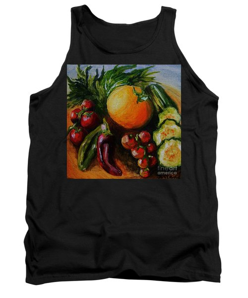 Beauty Of Good Eats Tank Top