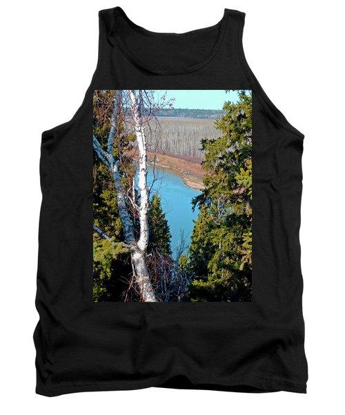 Birch Forest Tank Top