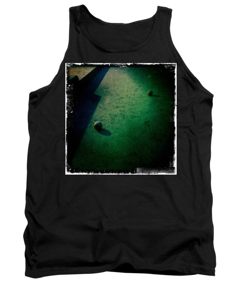 Bocce Ball Court Tank Top