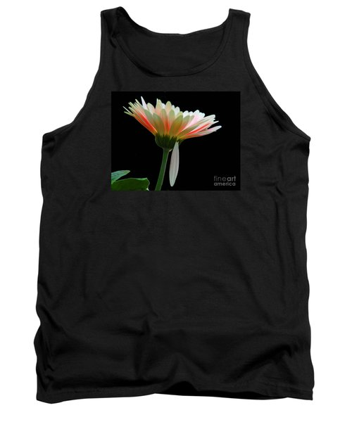 Tank Top featuring the photograph Broken Daisy by Cindy Manero