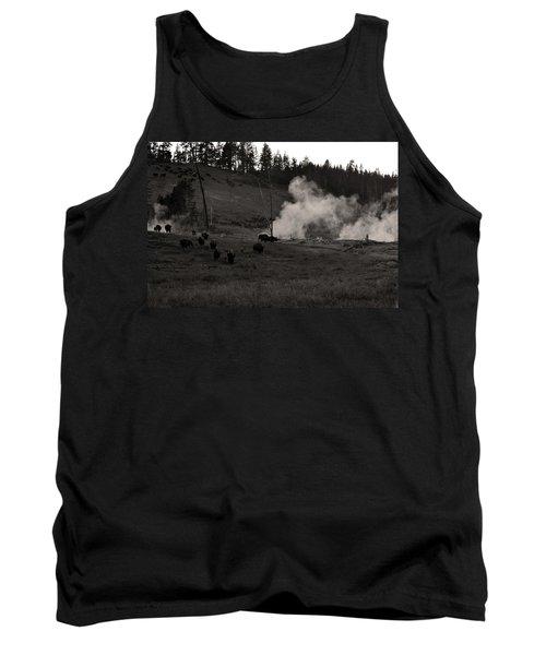 Buffalo Apocalypse  Tank Top