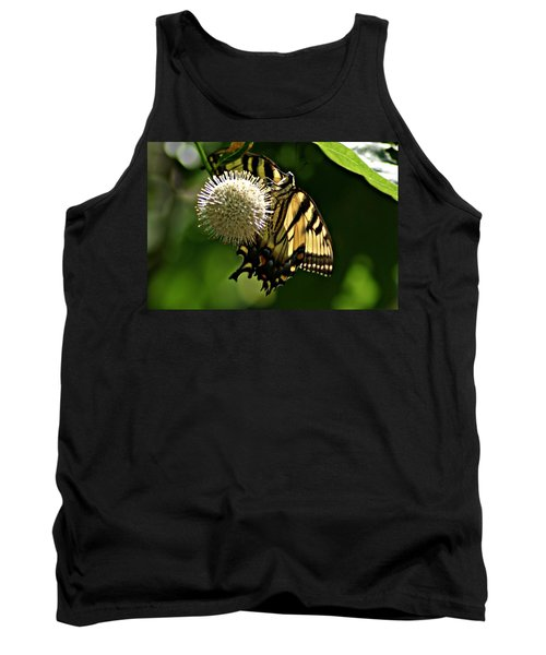 Butterfly 2 Tank Top by Joe Faherty