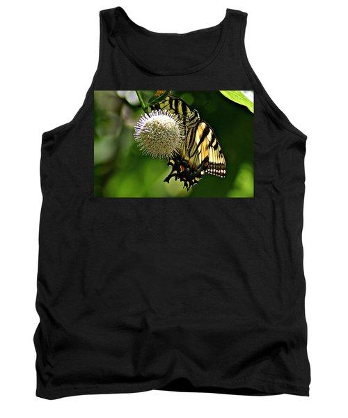 Butterfly 3 Tank Top by Joe Faherty
