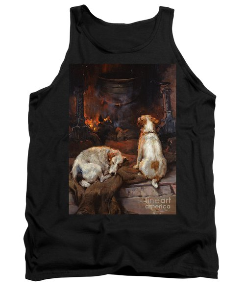 By The Hearth Tank Top