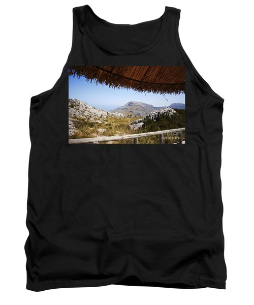 Calobras Road Tank Top