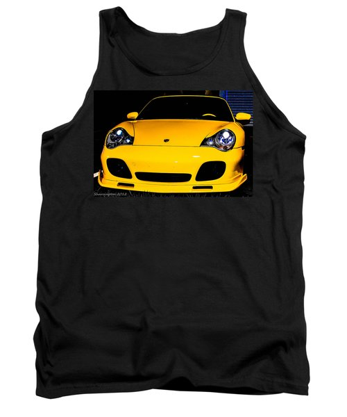 Carrera 4s Tank Top