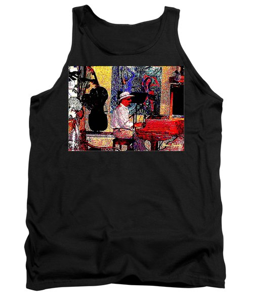 Tank Top featuring the photograph Casanova by Sadie Reneau