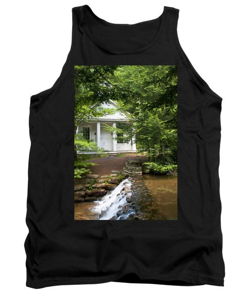 Chapel At Hickory Run State Park Tank Top