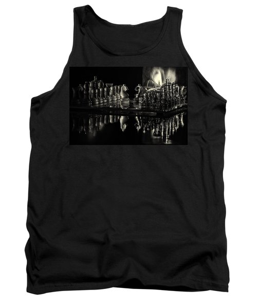 Chess By Candlelight Tank Top