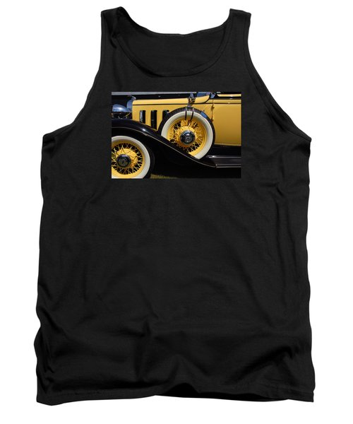 Tank Top featuring the photograph Chevrolet 1932 by John Schneider