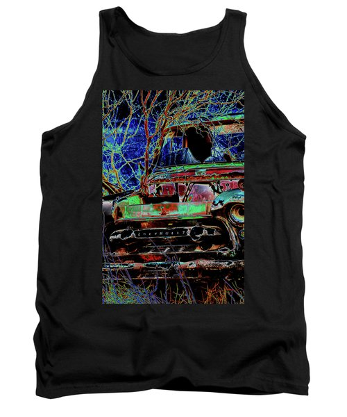 Chevy Long Gone Tank Top