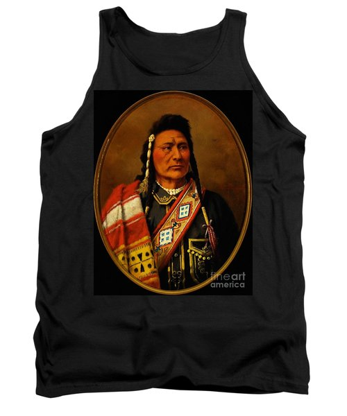 Chief Joseph Tank Top by Pg Reproductions