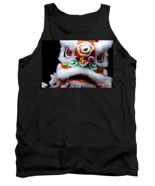 Chinese New Years Nyc 4705 Tank Top by Mark Gilman