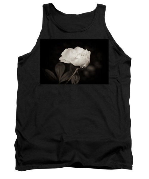 Tank Top featuring the photograph Classic Peony by Sara Frank