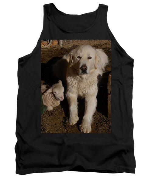 Close Personal Protection Tank Top