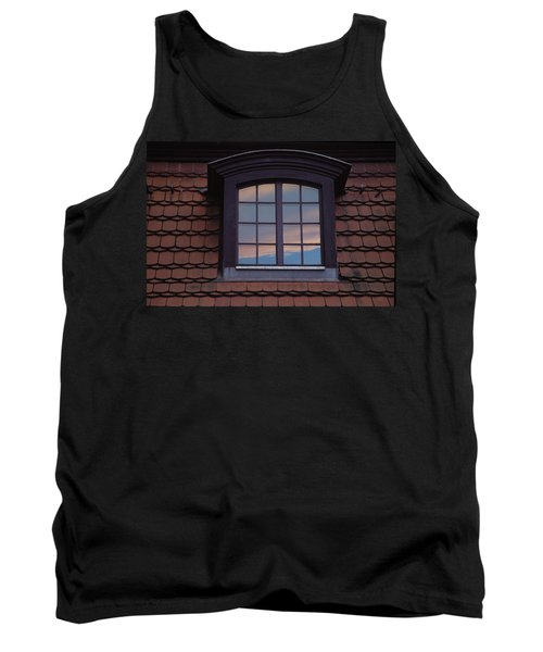 Cloud Reflections Tank Top