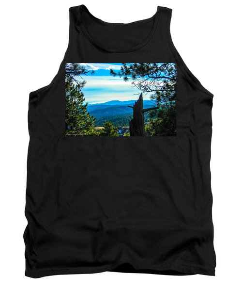Tank Top featuring the photograph Colorado View by Shannon Harrington
