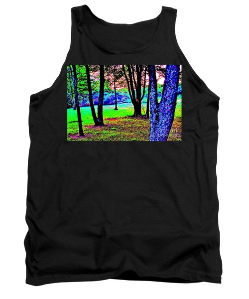 Colour Whore Tank Top by Xn Tyler