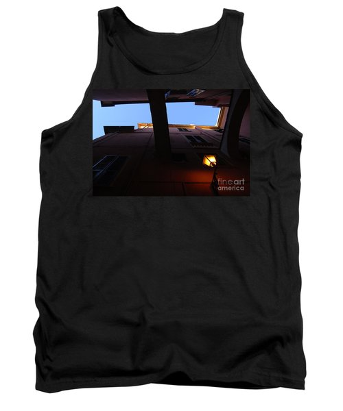 Tank Top featuring the photograph Colours Of Light II by Andy Prendy