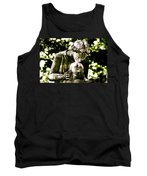Comforted Tank Top
