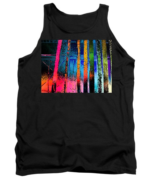Tank Top featuring the photograph Construct by David Pantuso