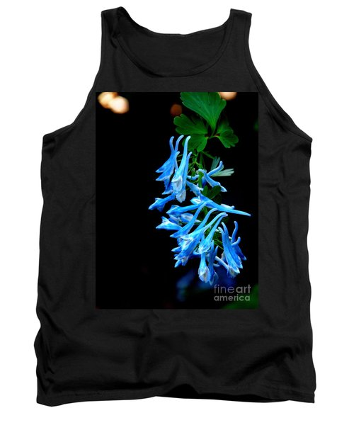Tank Top featuring the photograph Corydalis  by Tanya  Searcy
