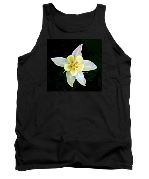 Creamy Columbine Tank Top