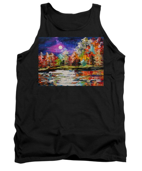 Dance On The Pond Tank Top