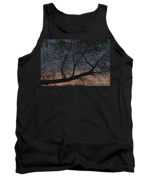 Tank Top featuring the photograph Dawn by William Norton