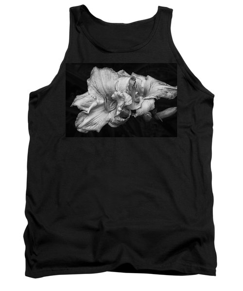 Tank Top featuring the photograph Day Lilies by Eunice Gibb