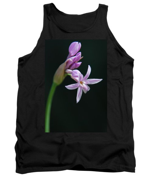 Tank Top featuring the photograph Flowering Bud by Tam Ryan