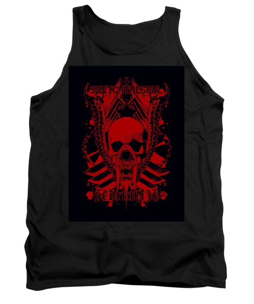 Devitalized Tank Top