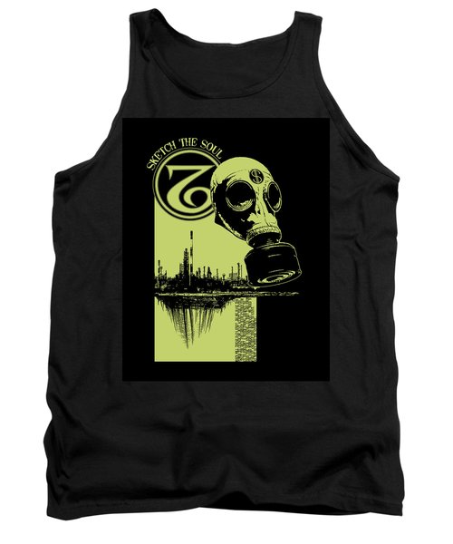 Digging Up The Past Tank Top by Tony Koehl