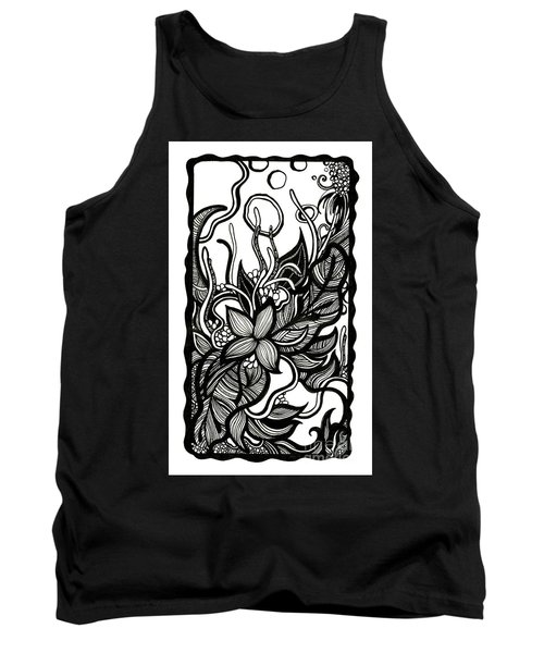Intertwined Tank Top