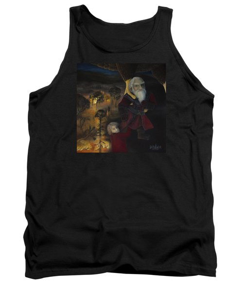 Dori  Tank Top by Joshua Martin