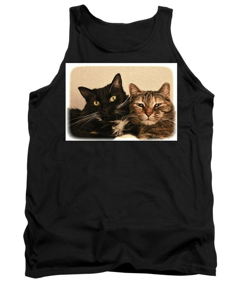 Double Trouble 2 Tank Top