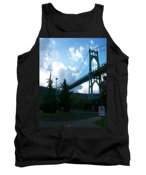 Dramatic St. Johns Tank Top
