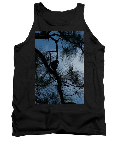 Tank Top featuring the photograph Dusk by Joseph Yarbrough