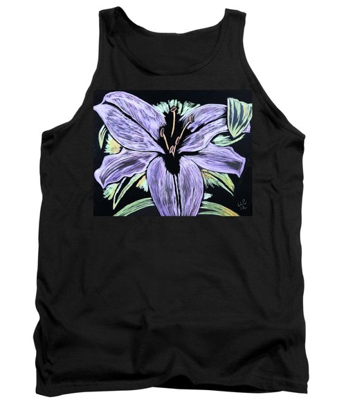 Electric Lily Phase Two Tank Top