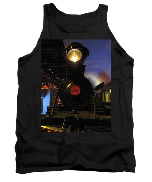 Engine No. 132 Tank Top by Keith Stokes