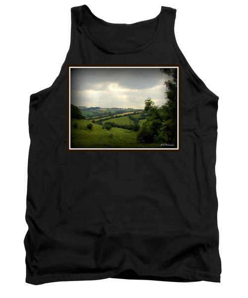 English Countryside Tank Top